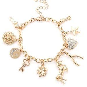 Jewelry - Charm Bracelet NWOT